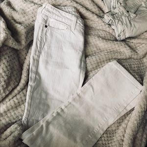 MICHAEL KORSA white jeans SIZE 2